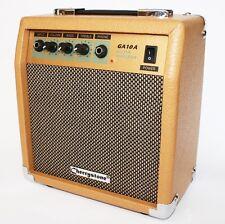 Cherrystone: Amplificatore chitarra Amp Da 15 Watt, marrone