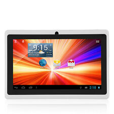 """Top ! 7"""" Android 4.4 WiFi Tablet(512MB,4GB,A33 Quad Core,Bluetooth,Dual Camera)"""