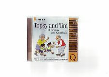 TOPSY AND TIM AT GRANNY AND GRANDPA'S - KIDS CHILDS CLASSIC EDUCATIONAL PC GAME