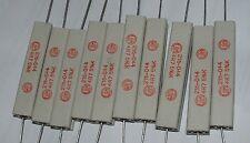 10 x 11W 4R7 wirewound resistor VTM 216-044  4.7R 4.7 ohm Vitrohm