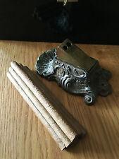 wunderschöner sehr alter Zigarrenabschneider,Jugendstil,Cigar Cutter,TOP Zustand