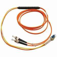 Tripp Lite Mode Conditioning Fiber Optic Patch Cable - 2 X Lc Male - 2 X St Male