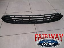 10 thru 12 Fusion OEM Genuine Ford Parts Black Lower Grille Grill Assembly