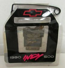 1990 Indianapolis 500 Media Press Badge Restricted Area Chevy Beretta Pace Car