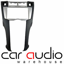 CT24TY22 Toyota Yaris 2007 Car Stereo Radio Double Din Silver Facia Fascia Panel