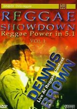 Brown, Dennis  Reggae Showdown Vol. 1  DVD NEU OVP
