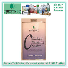CHESTNUT PRODUCTS CSS1 Cellulose Sanding Sealer , 1 litre
