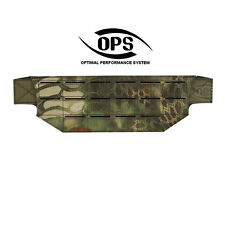OPS/UR-TACTICAL BELT MOUNT MOLLE PANEL IN KRYPTEK-MANDRAKE