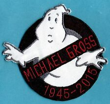 MICHAEL C GROSS Memorial Ghostbusters No Ghost Patch