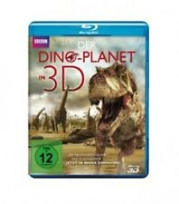 DER DINO-PLANET IN 3D  3D BLU-RAY DOKUMENTATION/SPIELFILM  NEU