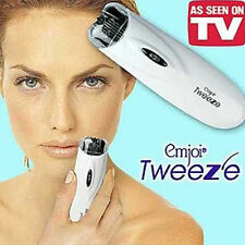 Automatic Emjoi Tweeze Tweeze Depilate Facial Hair Remover Catcher Tweezer