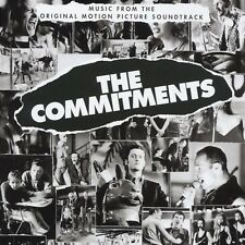 THE COMMITMENTS OST CD SOUNDTRACK NEUWARE!!!!!!!!!!