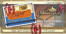 2003-04 Fleer Showcase Basketball Sealed Hobby Box