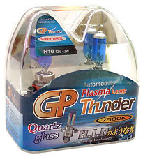 Authentic GP Thunder™ 7500K H10 9145 Super White Light Bulb For Headlamp Fog DRL