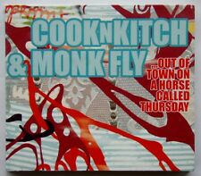 COOK N KITCH & MONK FLY - ...OUT OF TOWN ON A HORSE CALLED THURSDAY DIGIPAK CD