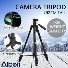 Professional Digital Tripod Monopod Pan Head For Camera Travel DV DSLR Compact