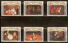 Mint Disney St. Vincent cartoons stamps  (MNH)