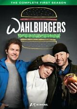 The Wahlburgers ~ Complete First Season 1 One ~ NEW 2-DISC DVD SET