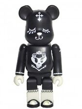 Be@rbrick Rare 2002 Medicom 400%  Bearbrick HALLOWEEN Material Lolita Japan New