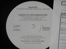 THE ORIGINAL SYNCOPATERS GANG -Dance To...- LP Palette Promo Archiv-Copy mint