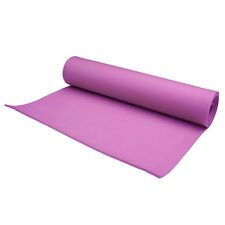 Durable 6mm Thick Exercise Fitness Non-Slip Yoga Mat Lose Weight Meditation Pad