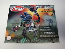 KNEX INSTRUCTION MANUAL ONLY #11201 Mech Warrior Legionnaire Dark Age #3 Book