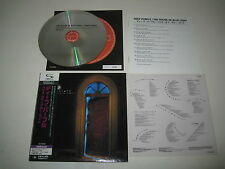 DEEP PURPLE/THE HOUSE OF BLUE LIGHT(POLYDOR/POLH 32)CARDBOARD JAPAN CD + OBI