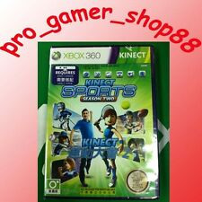 Xbox 360 Kinect Sports Season Two *BRAND NEW OFFICIAL FREE POSTAGE *REGION FREE