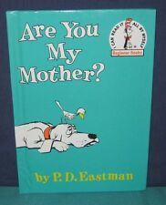 """Dr Seuss Beginner Book """"ARE YOU MY MOTHER?"""" 1960  by PD Eastman"""