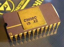 C5658C 8bit DAC, HFO