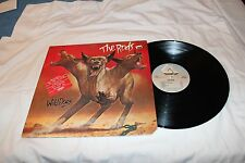 The Rods Gold Stamp Promo LP-WILD DOGS