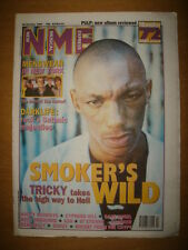 NME 1995 OCT 28 TRICKY HAPPY MONDAYS PULP OZZY OSBOURNE