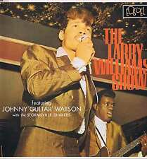 The Larry Williams Show Featuring Johnny 'Guitar' Watson – ED 119- LP Vinyl R...