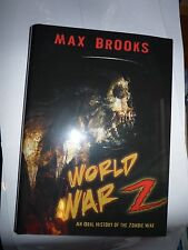 World War Z Max Brooks Cemetery Dance Signed Limited