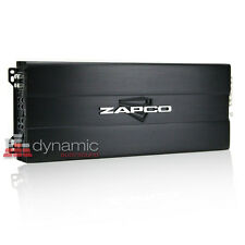 ZAPCO ST-5X Car Audio 5-Ch Studio X Series Full Range Class A/B Amplifier 720 W