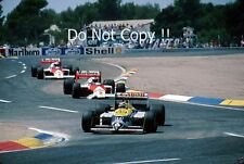 Nelson Piquet Williams FW11B French Grand Prix 1987 Photograph
