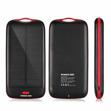 Poweradd Apollo2 10,000mAh Portable Solar Panel Charger External Battery Pack