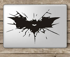 Batman Cracked Symbol - Apple Macbook Laptop Vinyl Sticker Decal