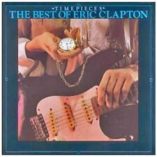 CD*ERIC CLAPTON**TIME PIECES - BEST OF**NAGELNEU&OVP!!!