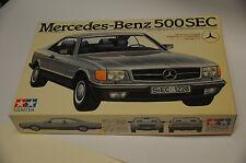 Tamiya, Mercedes-Benz 500 SEC, Art. Nr. 2429 von 1982, wie neu , !!