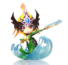 "LOL League of Legends the Tidecaller Nami 5.11"" PVC Figure Figuren Toy Gift NB"