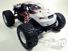 MT-10 BRUSHLESS RADIO 2.4GHZ BATTERIA LIPO E CARICAB. 1:10 MONSTER TRUCK HIMOTO