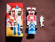 Transformers 2000 RID Mirage Tiny Tin 100% Compl METAL Hasbro Robots In Disguise
