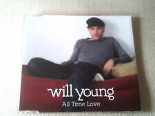 WILL YOUNG - ALL TIME LOVE - UK CD SINGLE - PART 1