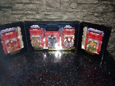 Masters of the Universe MOTU commemorative Ltd Edition 5 Figures set He man Adam