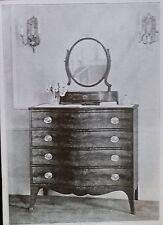 American Bureau Furniture, circa 1923, Magic Lantern Glass Slide