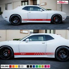 Decal Sticker Vinyl Side Stripes for Dodge Challenger SRT Sport Panel Rocker Bee