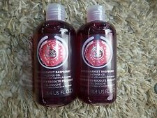 The Body Shop Early Harvest Raspberry Shower Gel 250 ml x2