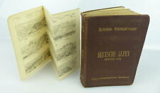 Buch: Meyers Reisebücher Deutsche Alpen zweiter Teil bu0888
