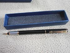 BAUER glossy black Fountain pen in gift box from CHINA--new